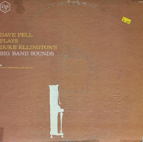 "Dave Pell Vinyl 12"""