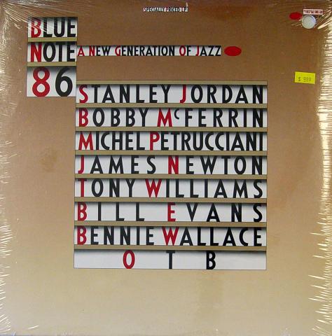 "A New Generation Of Jazz Vinyl 12"""