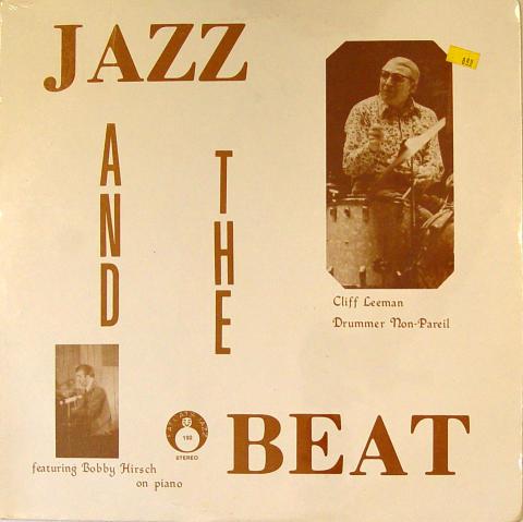 """Jazz And The Beat Vinyl 12"""""""