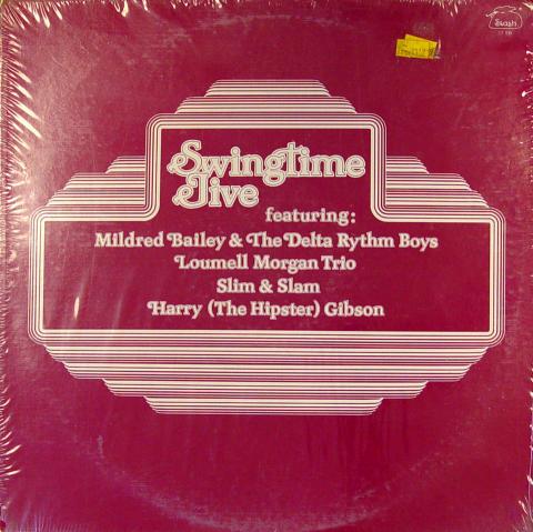 "Mildred Bailey & The Delta Rhythm Boys Vinyl 12"""