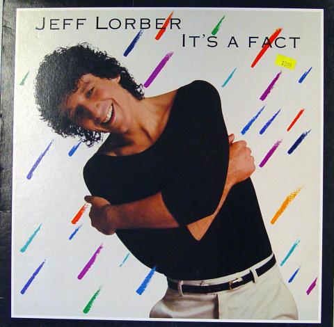 "Jeff Lorber Vinyl 12"""