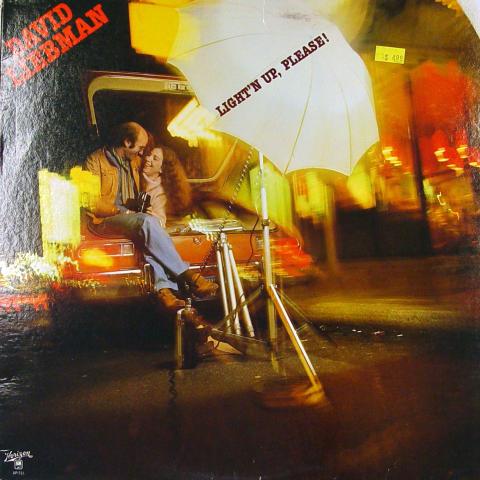 """David Liebman Vinyl 12"""""""