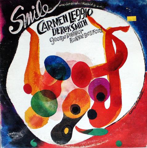 """Carmen Leggio Vinyl 12"""""""