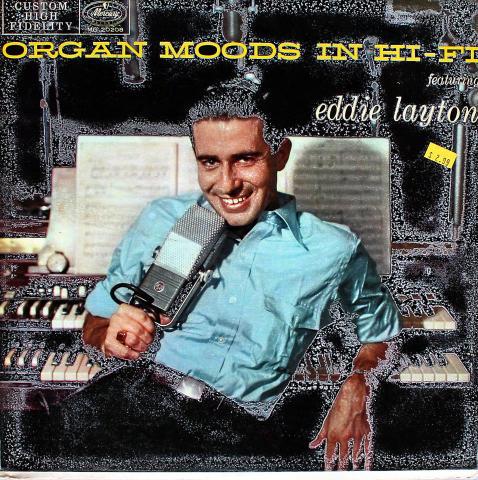 """Eddie Layton Vinyl 12"""""""
