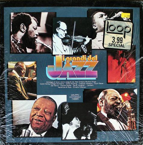 """I Grandi Del Jazz Vinyl 12"""""""