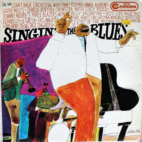 "Singin' The Blues Vinyl 12"""