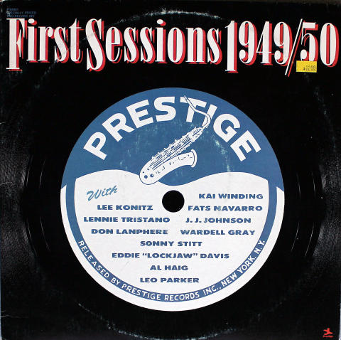 """First Sessions 1949/50 Vinyl 12"""" (Used)"""