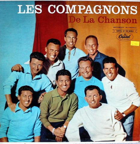 """Les Compagnons Vinyl 12"""""""