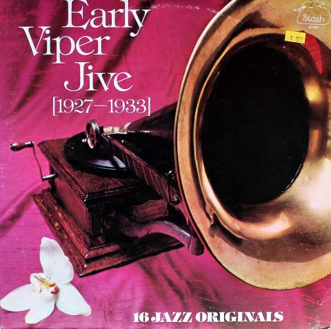 "Early Viper Jive (1927-1933) Vinyl 12"""