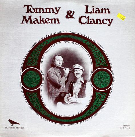 """Tommy Makem & Liam Clancy Vinyl 12"""""""