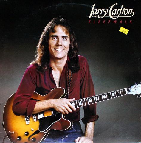 "Larry Carlton Vinyl 12"""