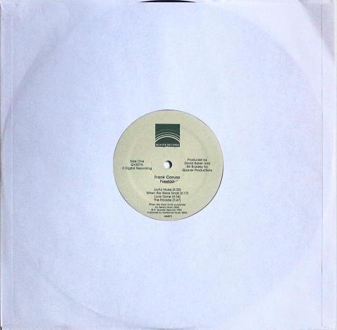 """Frank Caruso Vinyl 12"""""""
