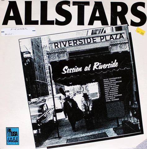 """The Allstars Vinyl 12"""""""