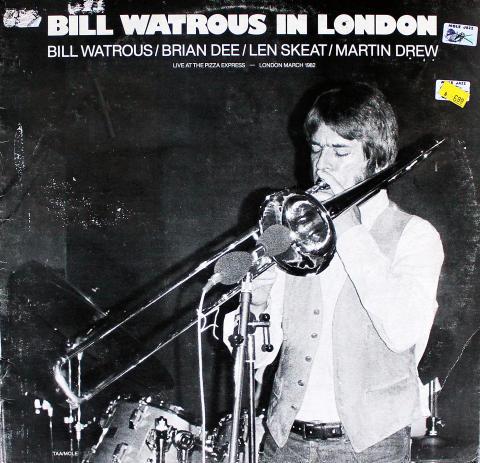 "Bill Watrous Vinyl 12"""