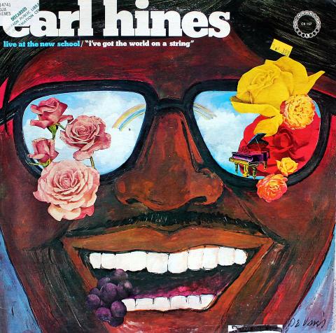 "Carl Hines Vinyl 12"""