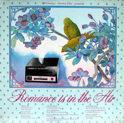 Romance Is In The Air Vinyl 12""
