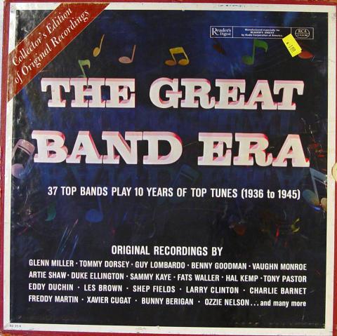 "The Great Band Era Vinyl 12"" (Used)"