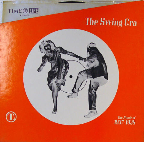 "The Swing Era: The Music of 1937-1938 Vinyl 12"""