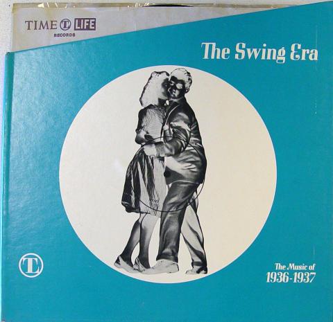 "The Swing Era: The Music of 1936-1937 Vinyl 12"""