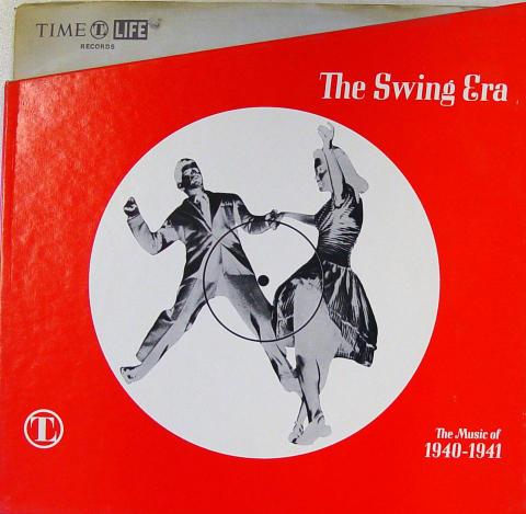 "The Swing Era: The Music Of 1940-1941 Vinyl 12"""