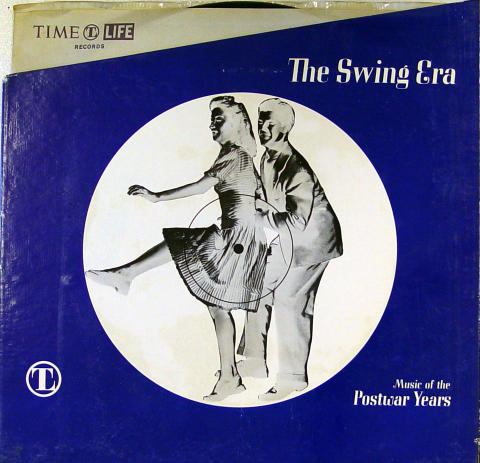 "The Swing Era: Music Of The Postwar Years Vinyl 12"""