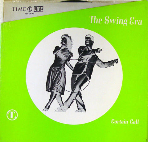 "The Swing Era: Curtain Call Vinyl 12"""