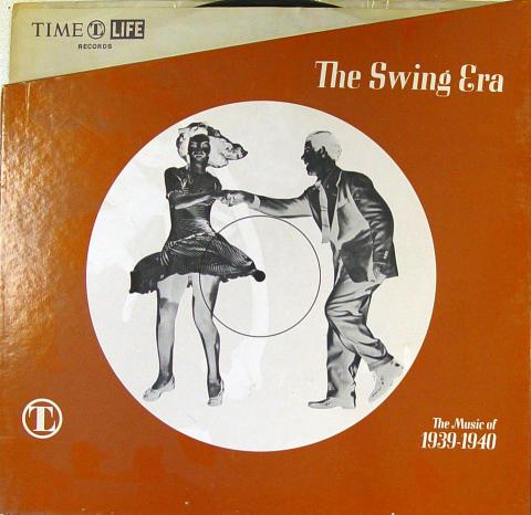 "The Swing Era: The Music Of 1939-1940 Vinyl 12"""