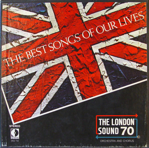 """The London Sound 70 Orchestra And Chorus Vinyl 12"""""""