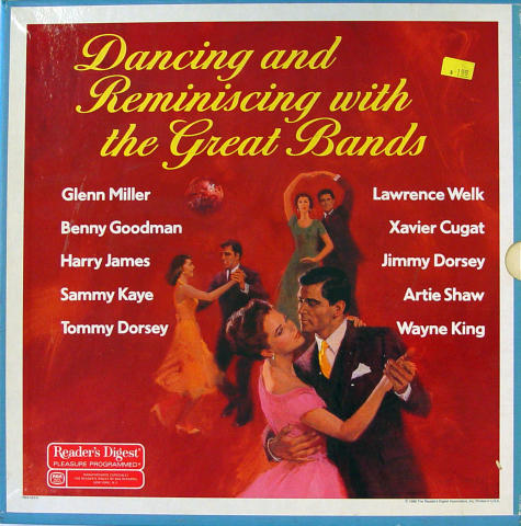 """Dancing And Reminiscing With The Great Bands Vinyl 12"""""""