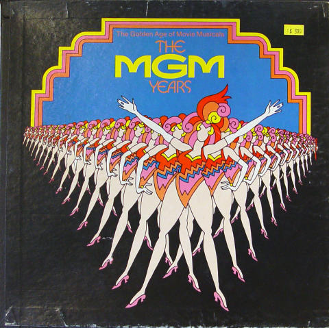 """The Golden Age Of Movie Musicals: The MGM Years Vinyl 12"""""""
