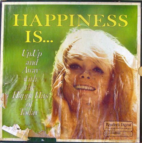 "Happiness Is... Vinyl 12"""
