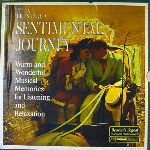 "Let's Take A Sentimental Journey Vinyl 12"""