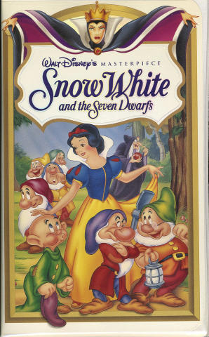 Snow White And The Seven Dwarfs VHS