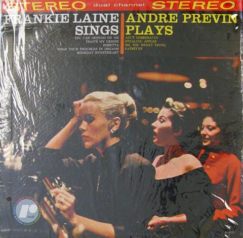 """Frankie Laine / Andre Previn Vinyl 12"""""""