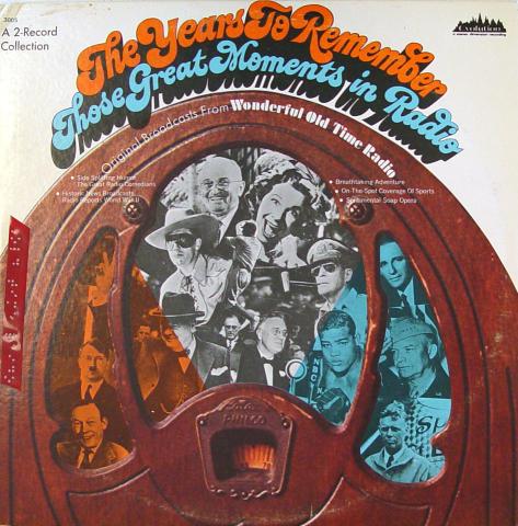 """Jack Benny Vinyl 12"""""""