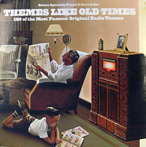 """Themes Like Old Times Vinyl 12"""""""