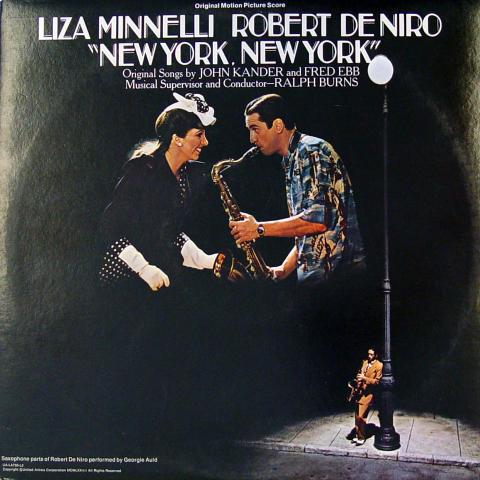 "New York, New York Vinyl 12"""