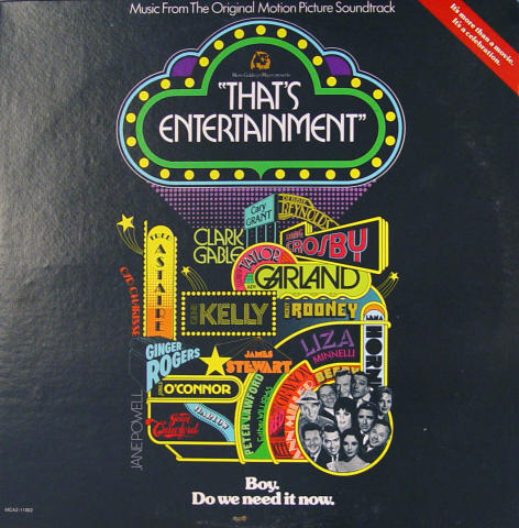 That's Entertainment Vinyl 12""