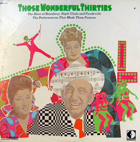 """Those Wonderful Thirties Vinyl 12"""""""