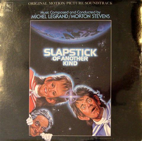 "Slapstick Of Another Kind Vinyl 12"""