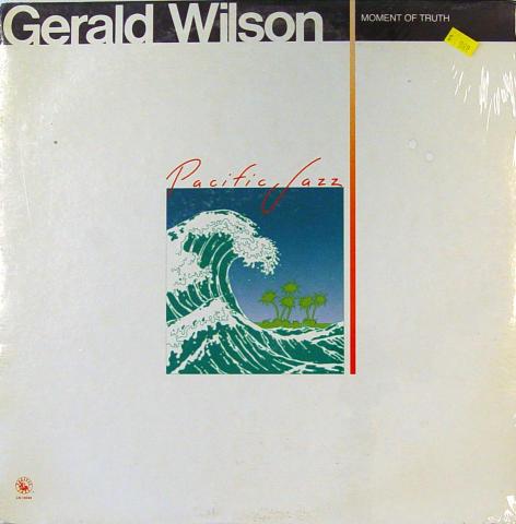 """Gerald Wilson Vinyl 12"""""""