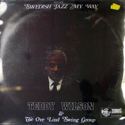 "Teddy Wilson & The Ove Lind Swing Group Vinyl 12"""