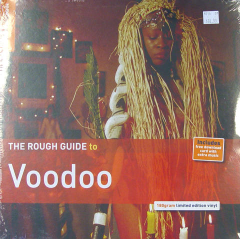 """The Rough Guide To Voodoo Vinyl 12"""""""