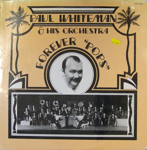 Paul Whiteman And His Orchestra Vinyl 12""