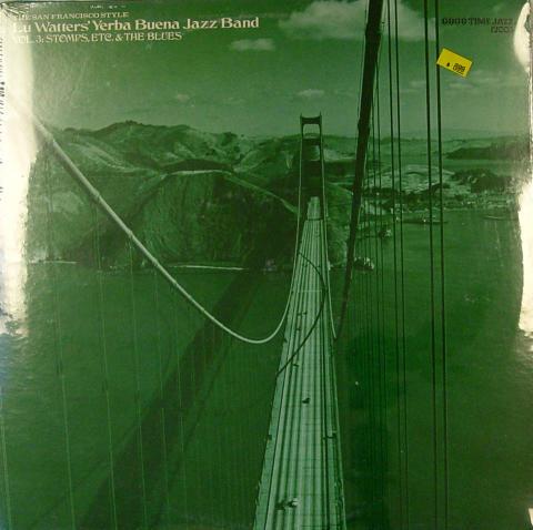 """Lu Watters' Yerba Buena Jazz Band Vinyl 12"""""""