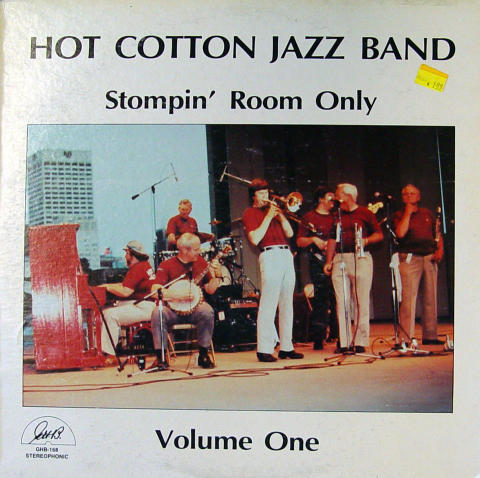 Hot Cotton Jazz Band Vinyl 12""