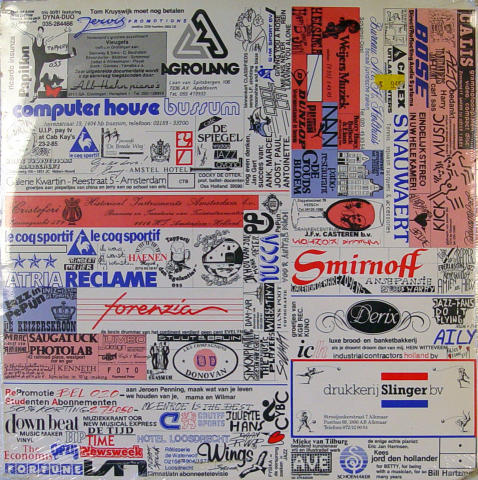 """Rene Van Helsdingen / Egbert Van Gruthuyzen / Brian Batie Vinyl 12"""""""