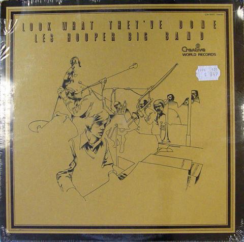 """Les Hooper Big Band Vinyl 12"""""""