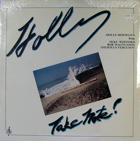 """Holly Hofmann Quartet Vinyl 12"""""""