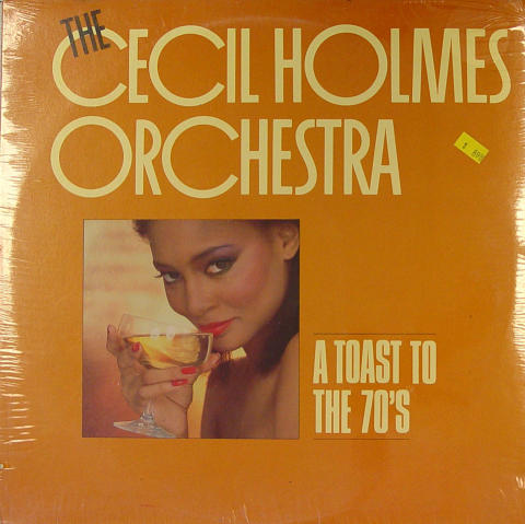 """The Cecil Holmes Orchestra Vinyl 12"""""""